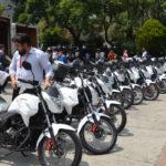 ITALIKA apoya a la Cruz Roja con 15 motocicletas