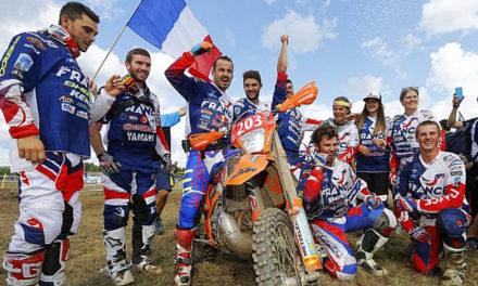 Finalizaron los ISDE 2017 con la victoria de Francia.