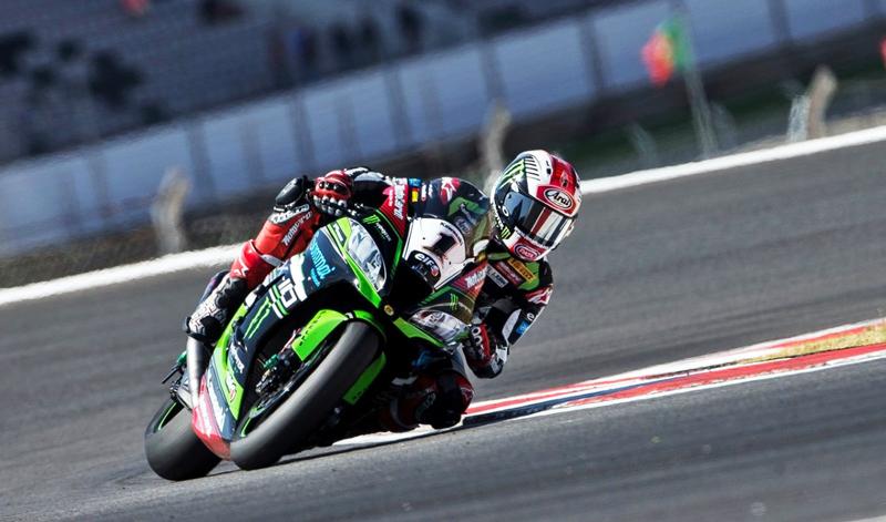 Jonathan Rea se impone en el Campeonato Mundial de Superbike