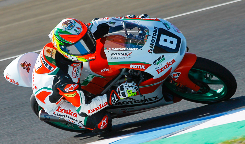 Fin de semana complicado para 'Gabo' en Jerez