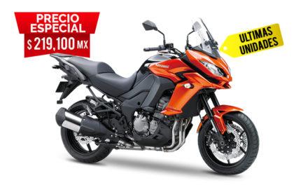 Ideal para largas rutas: Kawasaki Versys 1000 modelo 2015