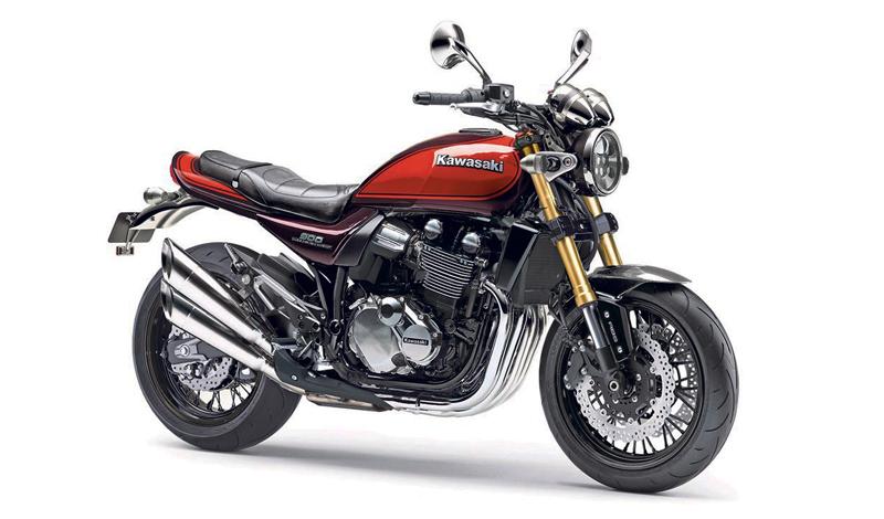 Kawasaki confirma el lanzamiento de la Z900RS