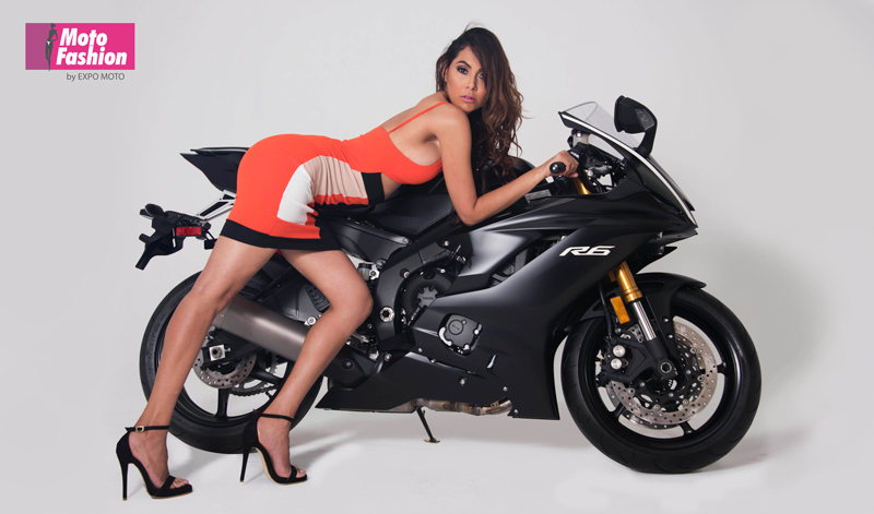 Rosana te conquistará en las pasarelas de Moto Fashion
