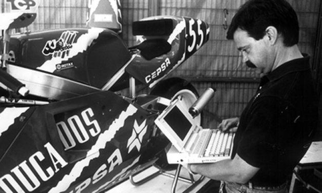 Antonio Cobas, el genio del chasis