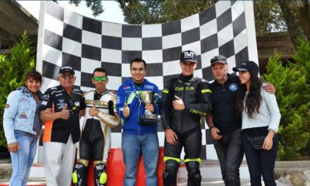 Se celebró la tercera fecha del Campeonato Superbike México