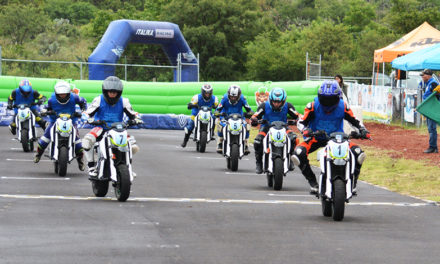 México hace historia con el primer campeonato infantil de motos eléctricas