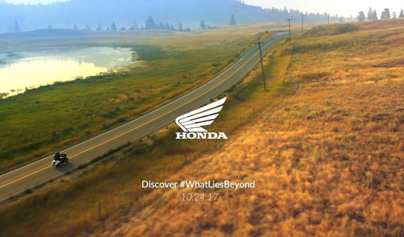 Honda te invita a descubrir qué hay más allá…