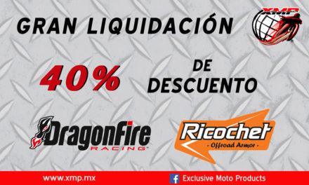 Grandes ofertas de liquidación en XMP