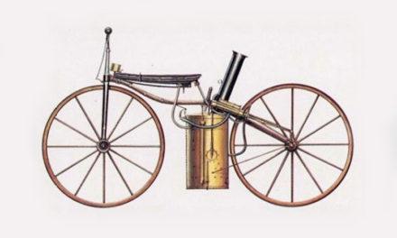 Sylvester Howard Roper y la motocicleta de vapor