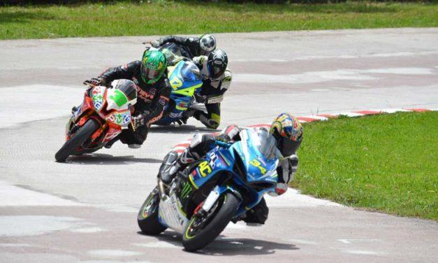 Se celebró la cuarta fecha del Superbike México