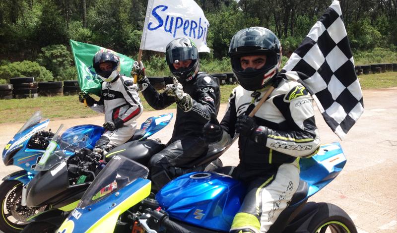 Superbike México rumbo a la cuarta etapa