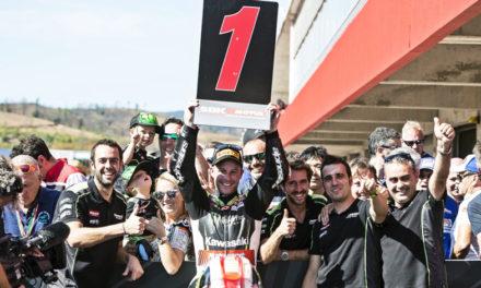 Jonathan Rea campeón del Campeonato Mundial de Superbike.