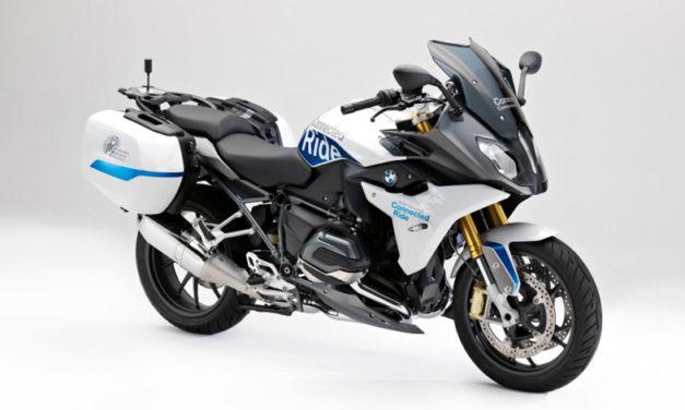 BMW R 1200 RS Connected Ride: seguridad en dos ruedas