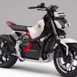 Riding Assist-e, la moto perfecta para principiantes