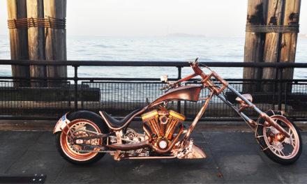 La moto de la libertad