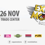 Expo Moto 2017 del 23 al 26 de noviembre en el World Trade Center