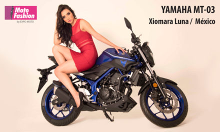 Xiomara Luna nos deslumbra con la sensualidad que caracteriza a las mexicanas