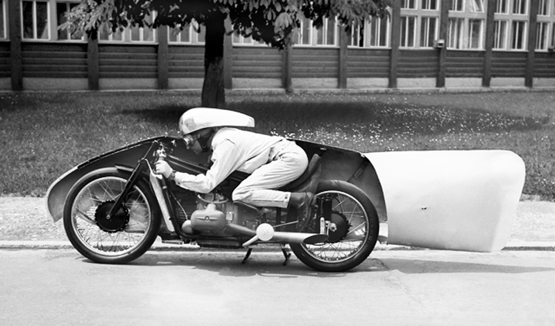 El equipo perfecto: BMW-Ernst Jakob Henne