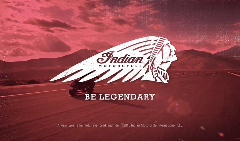 Indian Motorcycles. Atrévete a ser #Legendario