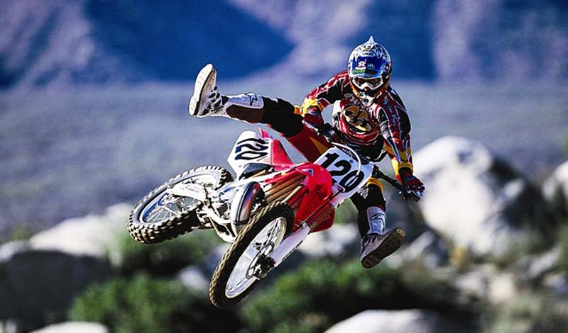 Ryno Hughes y su gran trayectoria en Motocross
