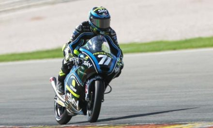Dennis Foggia, se proclama campeón en el Mundial Junior de Moto3