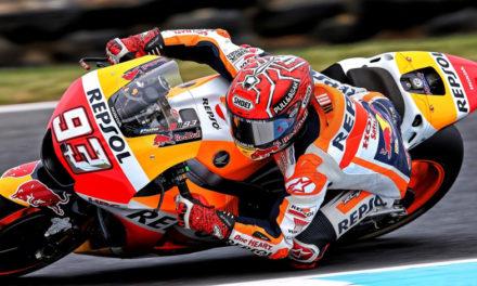 Marc Márquez ganador de MotoGP en Australia