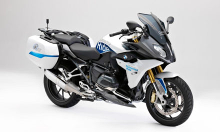 BMW R 1200 RS Connected Ride: seguridad en dos ruedas