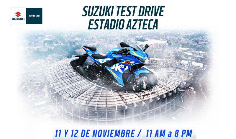 ¡Muy pronto tendrás a tu alcance la Suzuki que siempre quisiste!