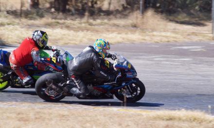 Increible actuación de Yosmar De la Rosa en el Superbike México