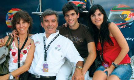 JAIME ALGUERSUARI TORTAJADA en la decimoctava edición de EXPO MOTO