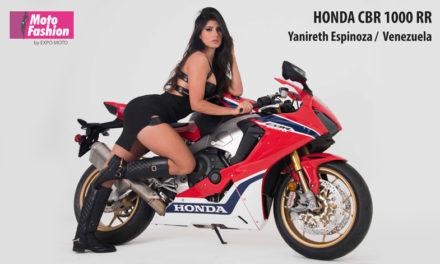 Yanireth  Espinoza, la décimo segunda belleza que cierra el cuadro de las modelos que participarán en Moto Fashion