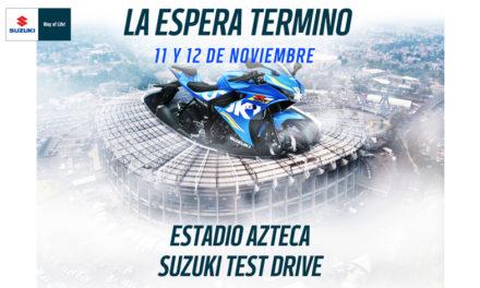 Llegó el Suzuki Test Drive
