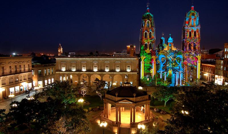 San Luis Potosí; es tiempo de rodar y empezar la aventura