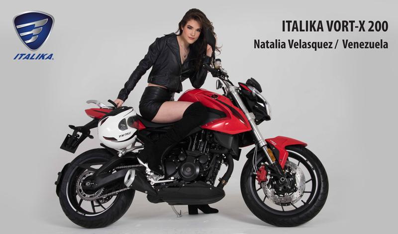 Asiste a Expo Moto 2017 y gánate una ITALIKA VORT-X 200
