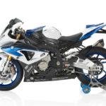 Conoce la HP4, una exclusiva motocicleta de BMW