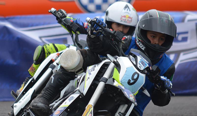 Los pequeños pilotos brillan en el  Campeonato Nacional de Talento ITALIKA Junior