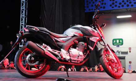 Honda lanza 4 modelos en el marco de Expo Moto 2017