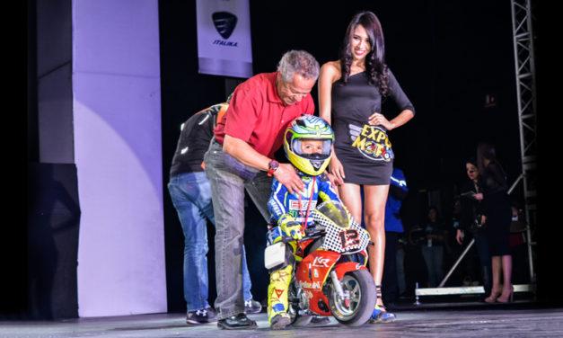 Los Campeones de Superbike fueron premiados en el Foro Expo Moto, ante una emocionada audiencia