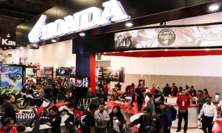 Honda lleva a cuatro sensacionales lanzamientos en el marco de Expo Moto 2017