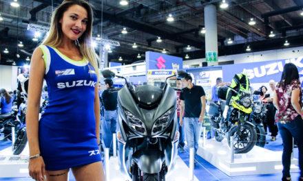Espectaculares los lanzamientos de Suzuki en el marco de Expo Moto