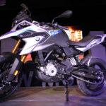 BMW presenta por primera vez en México la GS310GS en el marco de la décimo octava edición de Expo Moto