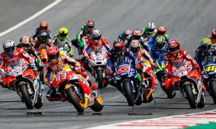 Cambios para el Campeonato Mundial de MotoGP 2018