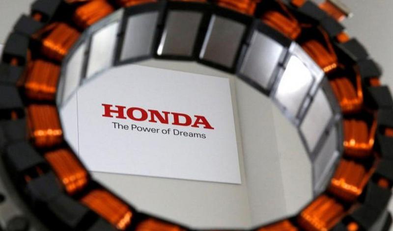 Honda patenta la motocicleta del futuro: funcionamiento a base de hidrógeno