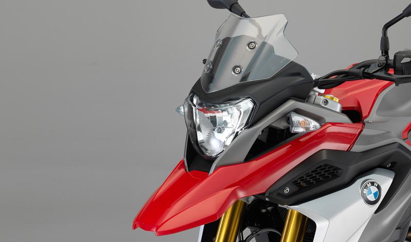 Es develada la G 310 GS, la nueva integrante de la familia de las GS de BMW Motorrad
