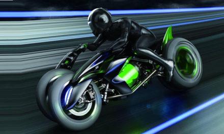 Top 5: Las motos futuristas más impresionantes presentadas en 2017