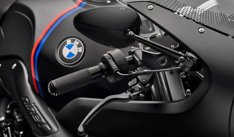 Rizoma y BMW se unen para hacer de la R Nine T Racer una moto espectacular