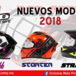 Nuevos Cascos HRO 2018