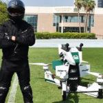 HoverBike S3 'Scorpion', la moto voladora que cuidará la seguridad de las calles de Dubai