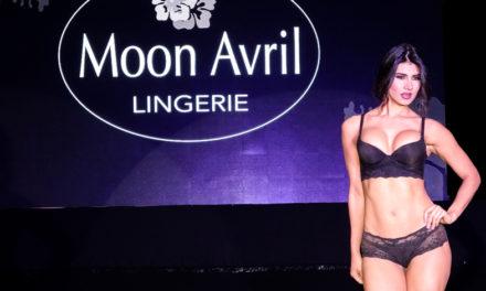 Exclusivo lanzamiento de la línea de lencería Moon Avril en el FORO EXPO MOTO