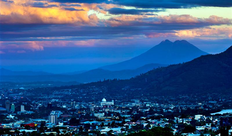 """El Salvador, """"Tierra de joyas"""""""
